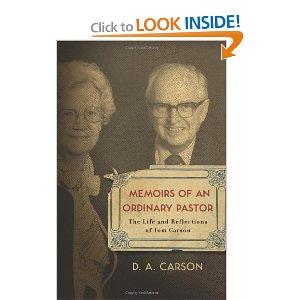 Carson book