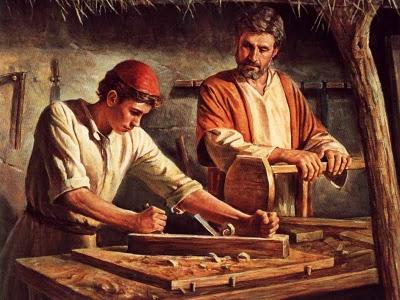 Jesus-teen-joseph-carpenter-shop