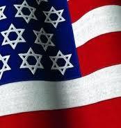 American israel flag