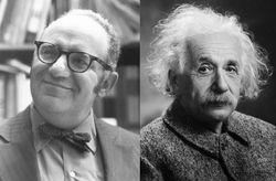 Rothbard Einstein