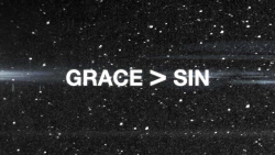 Grace and sin