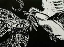 Serpent dove