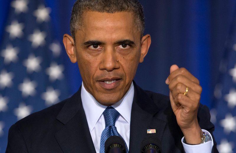 Obama the evil
