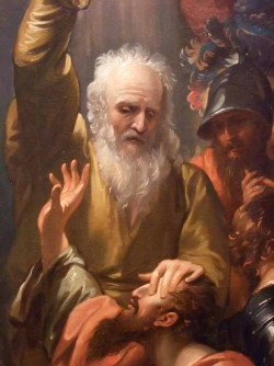 Ananias Saul